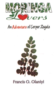 Moringa Love book cover